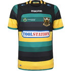 Northampton Jnr Home Rugby Shirt 2017/18