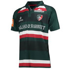 Leicester Tigers Jnr Home Shirt 2017/18