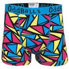 Oddballs Love Triangle Boxer Shorts