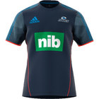 adidas Blues Super Rugby Tee 2018