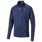 Puma Core Run LS 1/4 Zip Tee