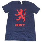 Burbage CC Logo Tee with Name