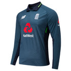 New Balance England Cricket ODI LS Shirt