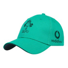 Ireland Rugby Cotton Adjustable Cap - Bosphorous