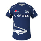 Sale Sharks Jnr Home Rugby Shirt 2018/19