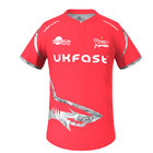 Sale Sharks Away Rugby Shirt 2018/19
